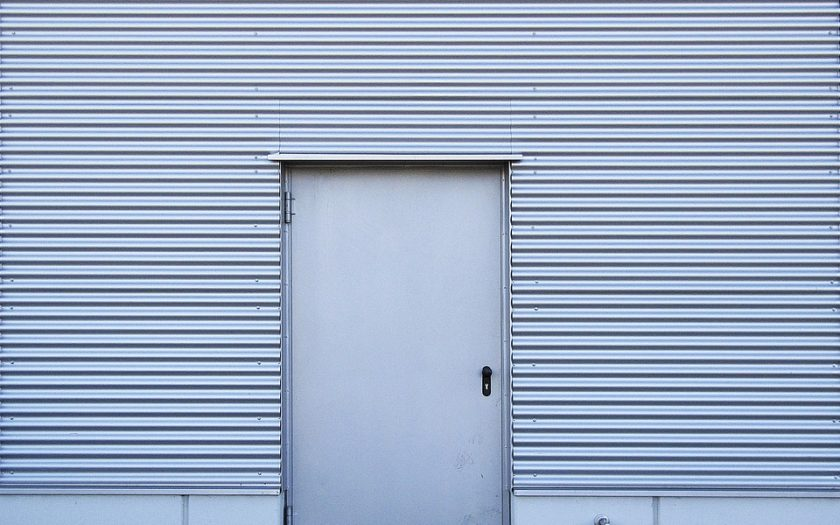 Porte aluminum