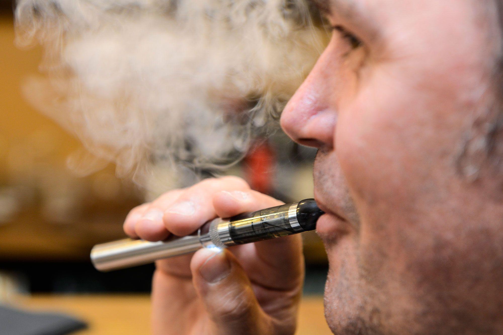 Cigarette électronique : quel est son effet ?
